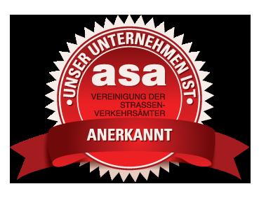 Zertifizierung ASA