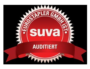 Zertifizierung Suva